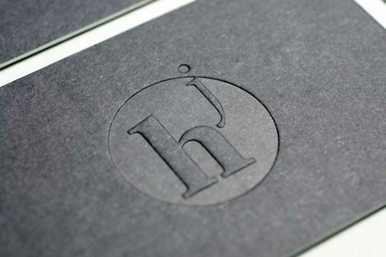 Embossed business cards uk quality debossing printing company embossed business cards colourmoves