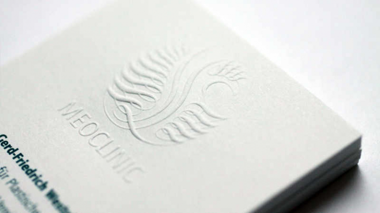 Embossed business cards uk quality debossing printing company embossed business cards reheart Image collections